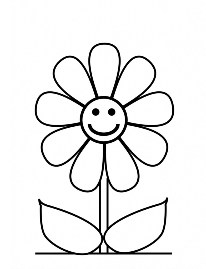 783x1024 Cool Easy Flowers To Draw Hair Ideas