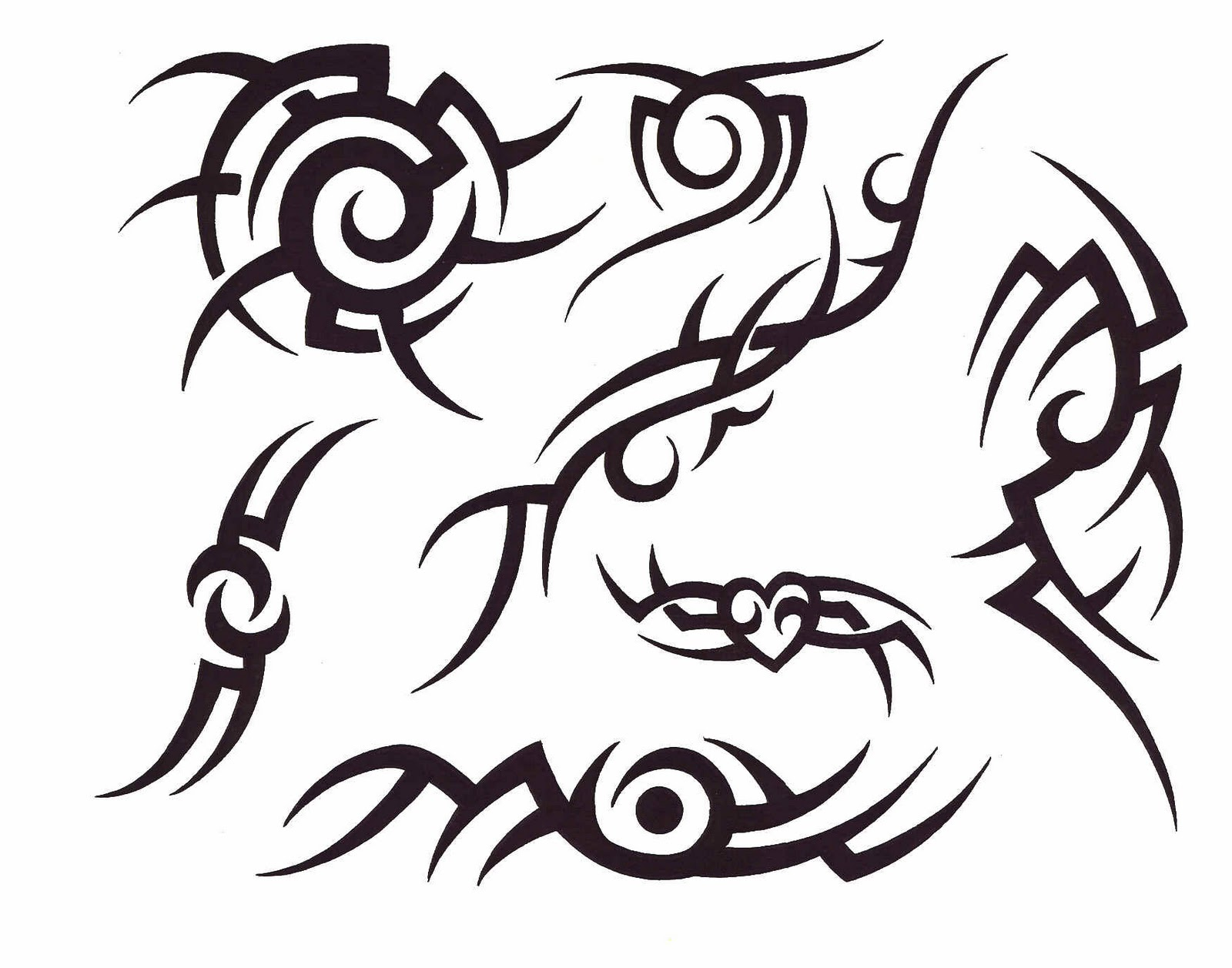 1600x1257 Free Star Sun And Moon Tattoo Designs