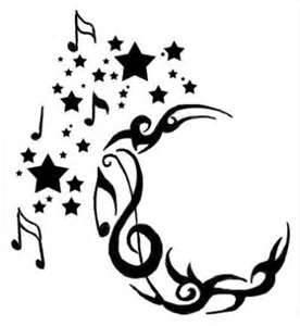 276x300 Sun Moon And Stars Tattoos 4 Jpg Tattoo Star Designs Cool
