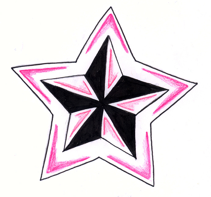 692x648 Nautical Star By Alpha Seraphin