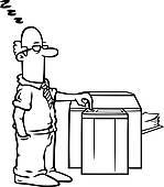 149x170 Machine Clipart Photocopy Machine