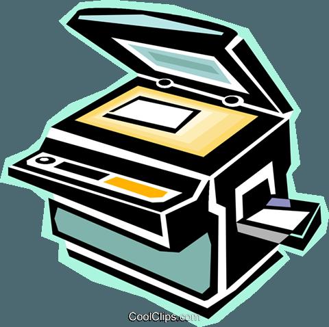 480x478 Machine Clipart Photocopy Machine