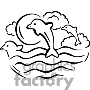 300x300 Ocean Clipart Black And White Many Interesting Cliparts