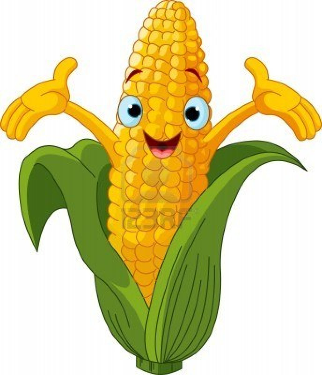 1032x1200 Corn Clipart Animated