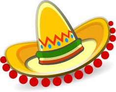 236x188 Colorful Mexican Sombrero Hat