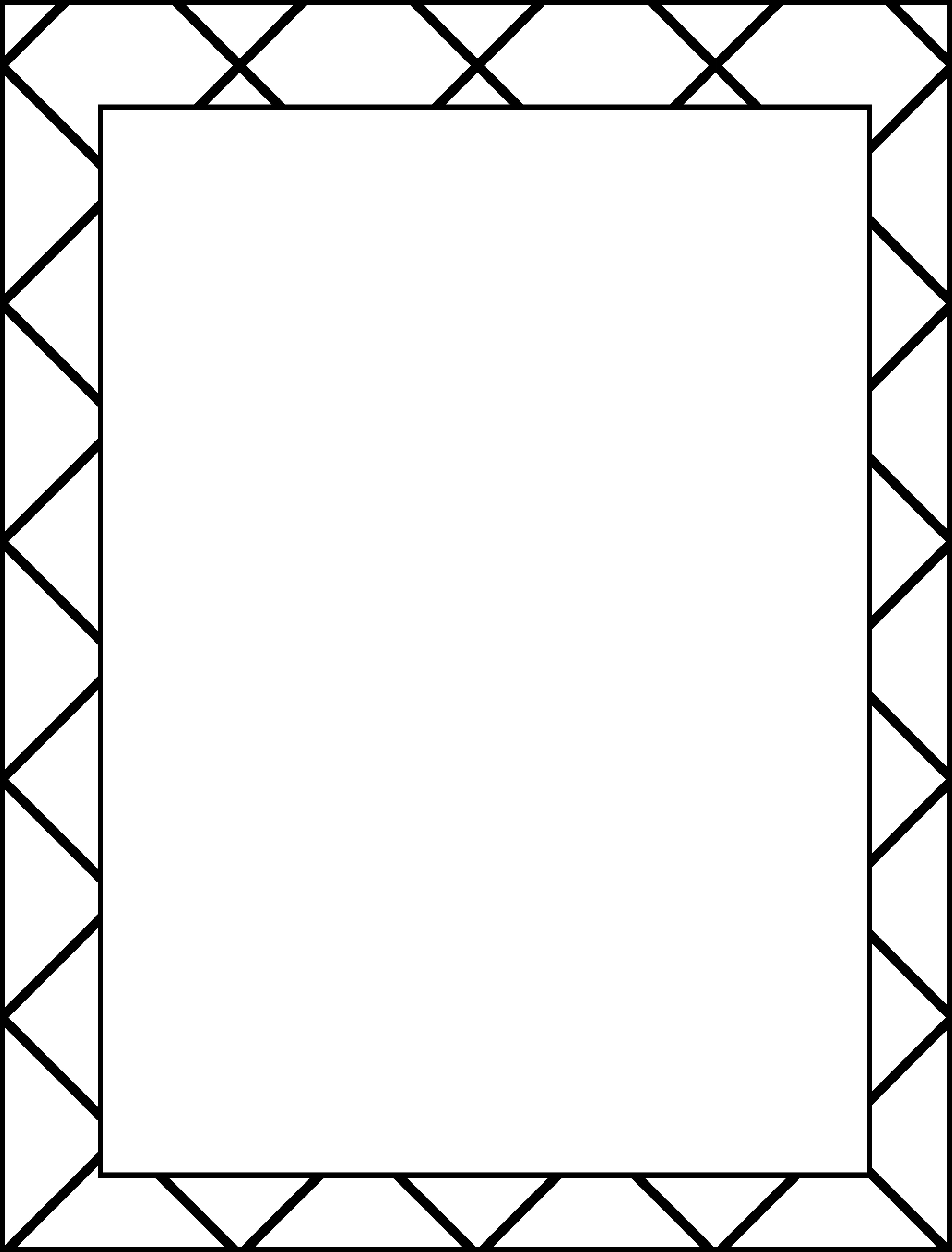 Corner Border Designs For Projects Clipart | Free download ...