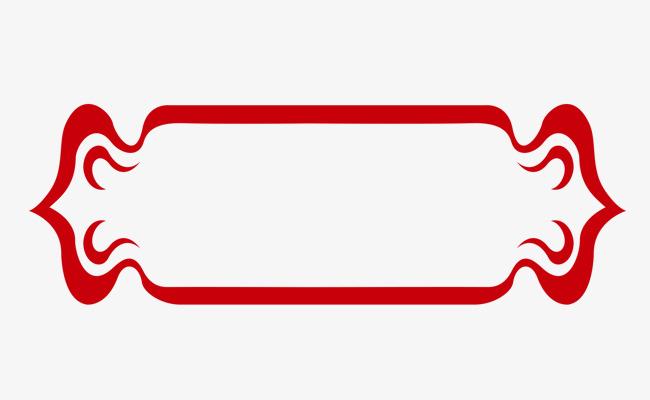 650x400 Four Corner Border Graph, Four Angle Frame, Decorate, Shading
