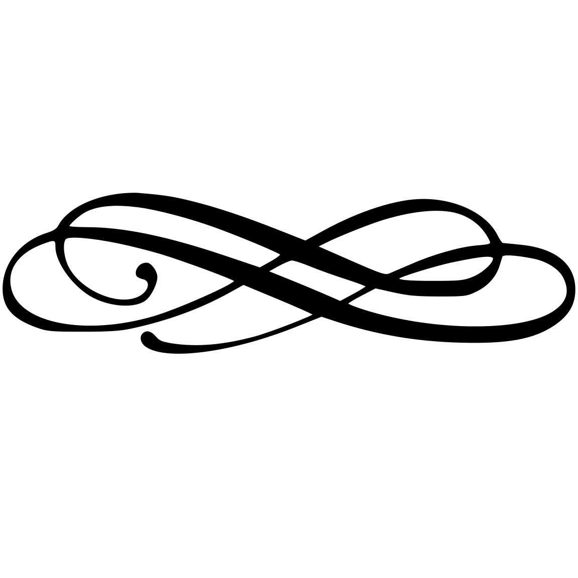 1152x1152 Similiar Simple Flourish Clip Art Keywords 2