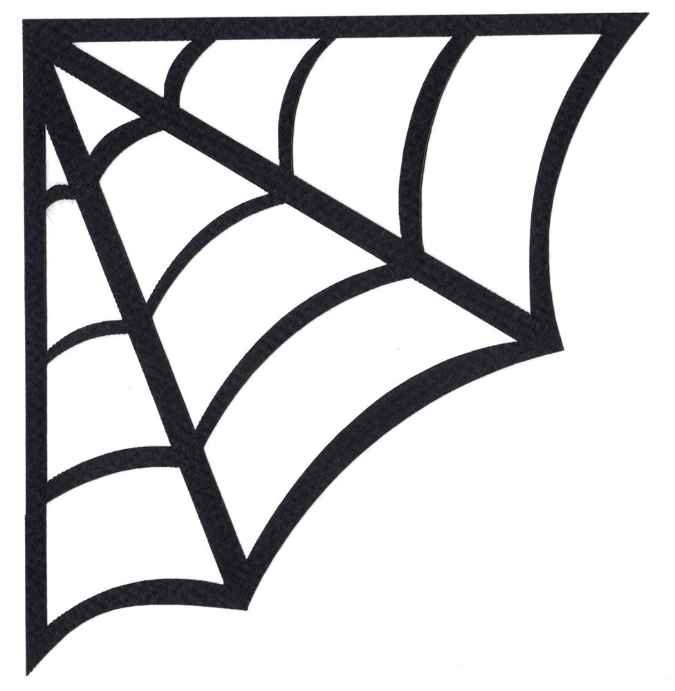 Corner Spider Web | Free download on ClipArtMag