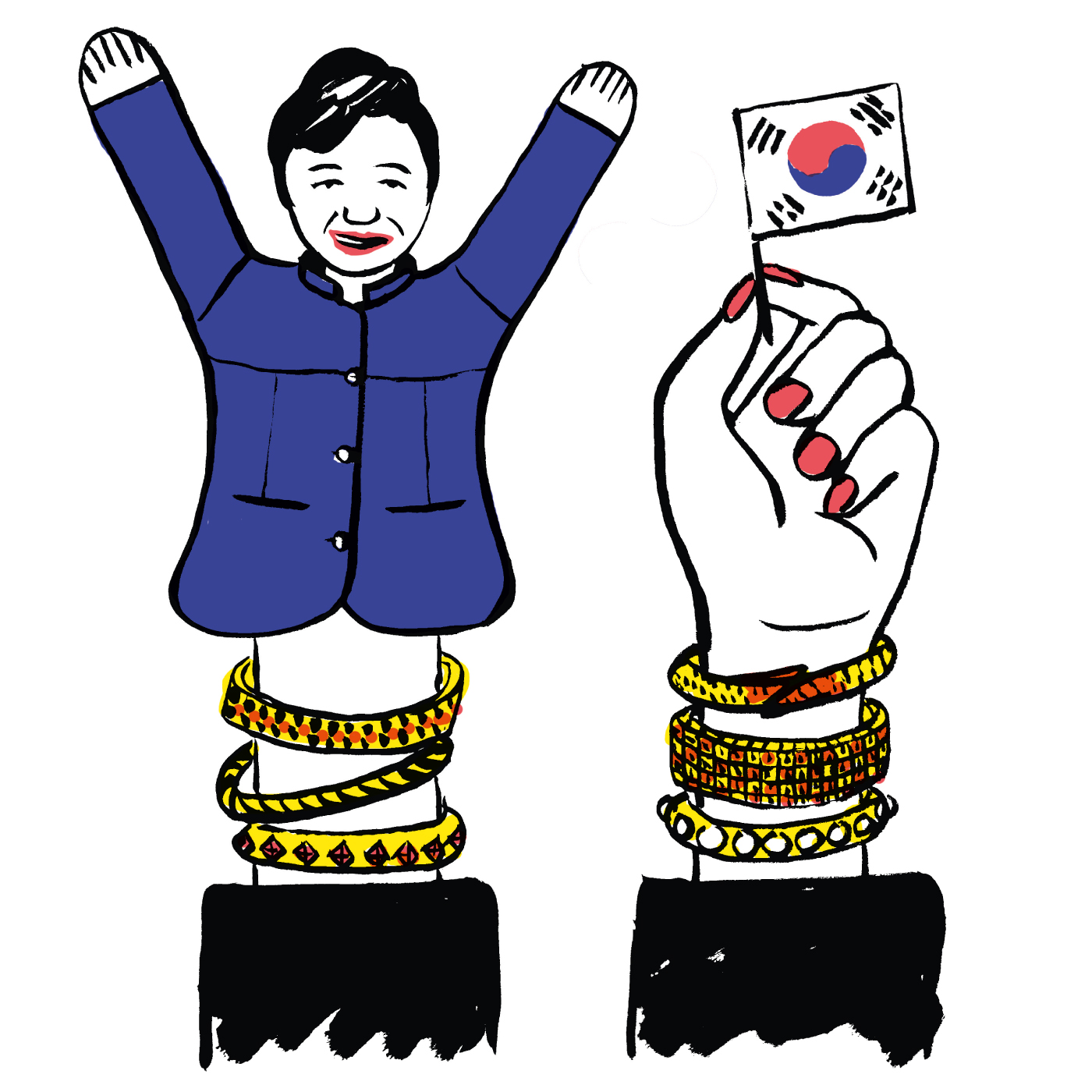 1400x1400 This Is Hell! South Korea's Multi Generational Corruption