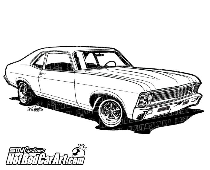 700x569 Chevrolet Clipart Black And White