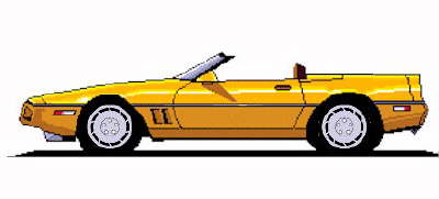 400x181 Chevrolet Corvette Clip Art Clipartfest 2
