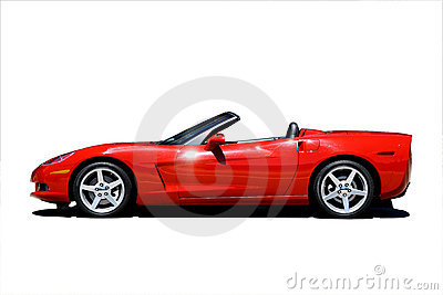 400x267 Red Corvette Clipart Cliparthut