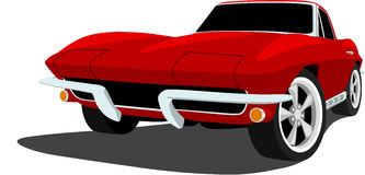 333x160 Red Corvette Clip Art Clipartfox