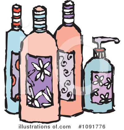 400x420 Beauty Products Clipart