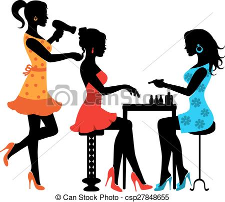 450x405 Beauty Salon Clipart Many Interesting Cliparts