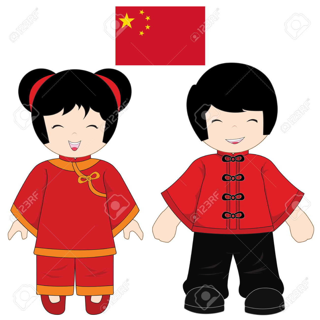 1300x1300 Traditional Costumes Clipart