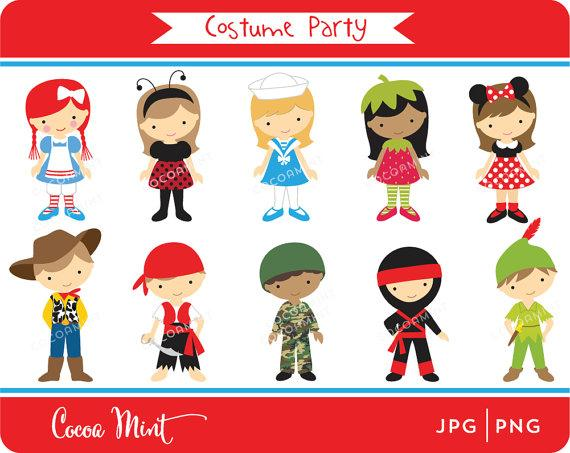 570x453 Costume Day Clipart