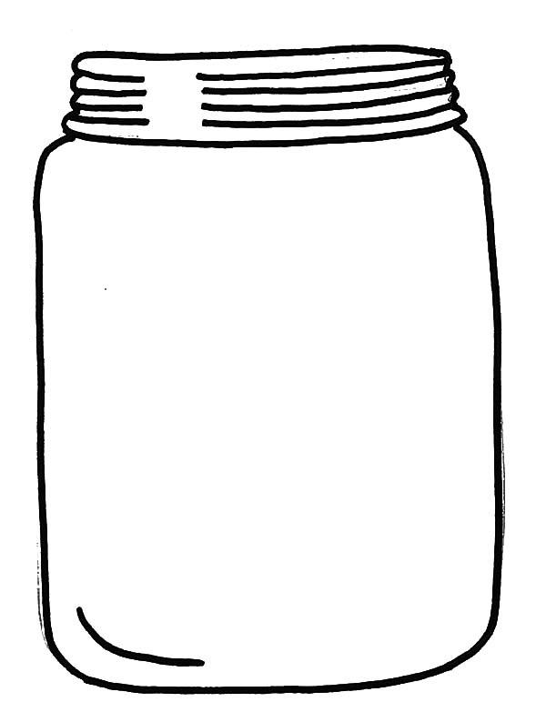 Candy jar clip art print coloring pages ~ Cotton Candy Coloring Pages   Free download best Cotton ...