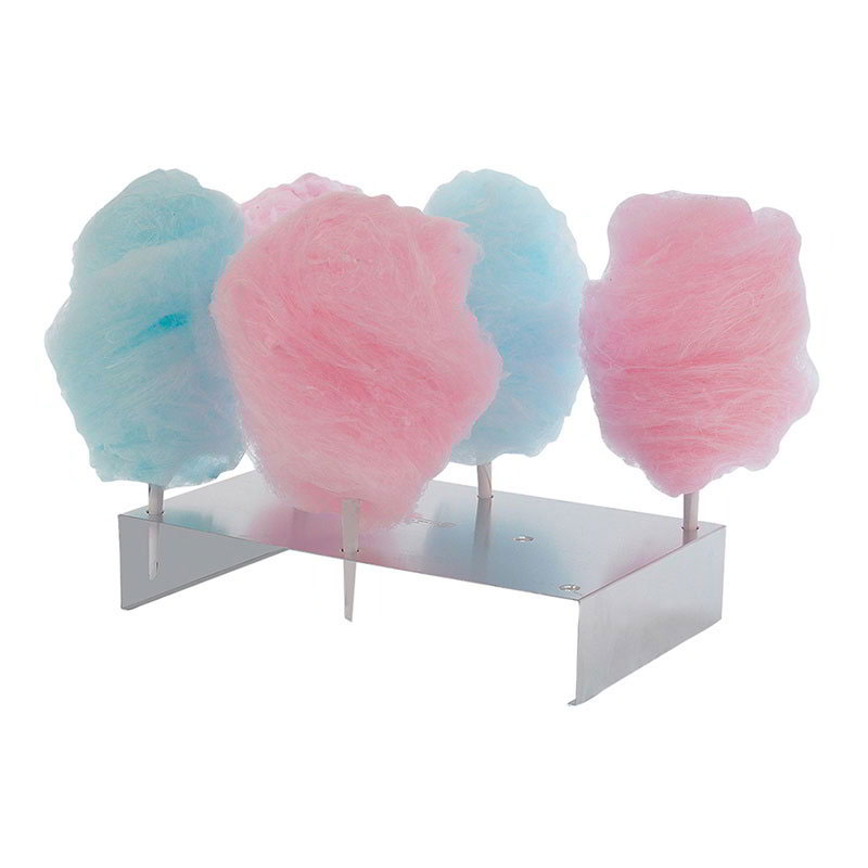 800x800 Cotton Candy Tray Holder Displays Cotton Candy Holds To 8 Cones!
