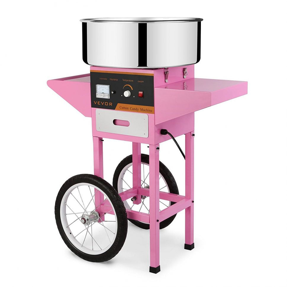 970x970 Old Fashioned Cotton Candy Maker