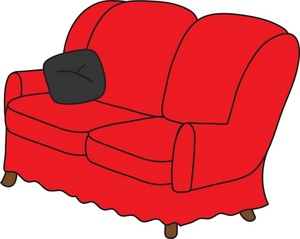 Miraculous Couch Clipart Free Download Best Couch Clipart On Home Interior And Landscaping Ologienasavecom