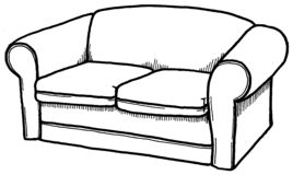 Couches Clipart Free Download Best Couches Clipart On Clipartmag Com