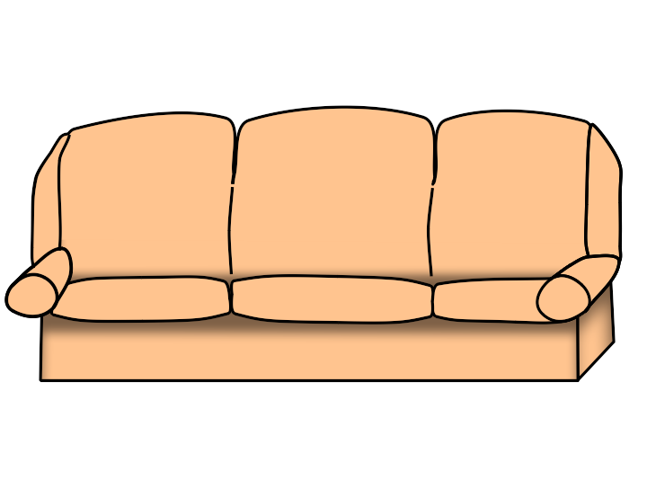 720x534 Sofa Clipart Sofa Set