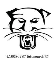 180x194 Cougar Clipart And Illustration. 1,081 Cougar Clip Art Vector Eps