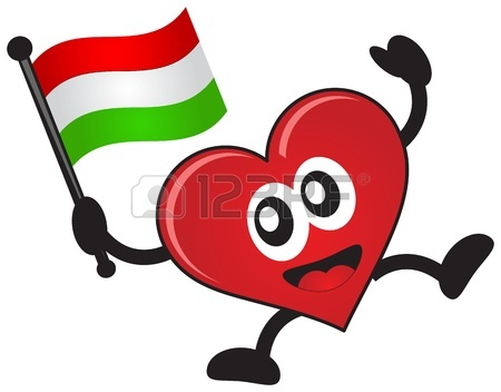 450x352 83 Hungarian Heart Stock Vector Illustration And Royalty Free