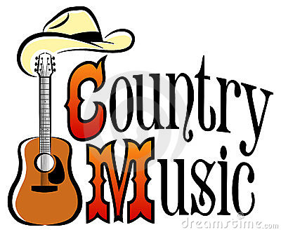 400x331 Country Clipart Country Music