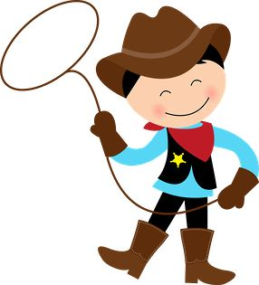 Country Western Clipart