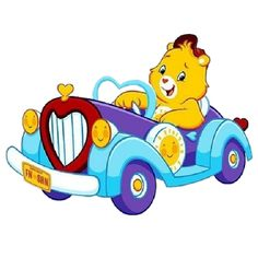 236x236 Care Bears Cartoon Clip Art Images