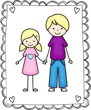 292x350 Kids Clipart