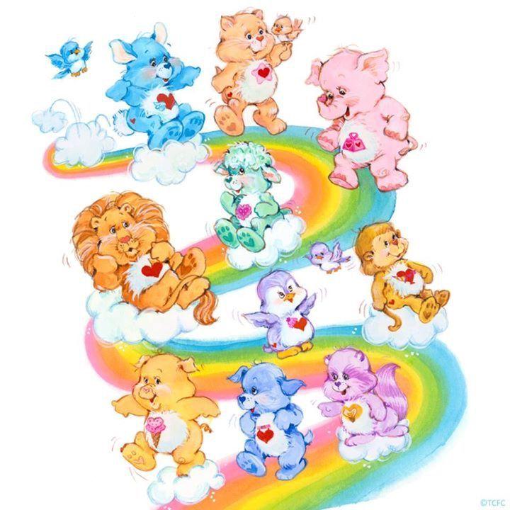 720x720 258 Best Vintage Care Bears Images Cartoon, Colours