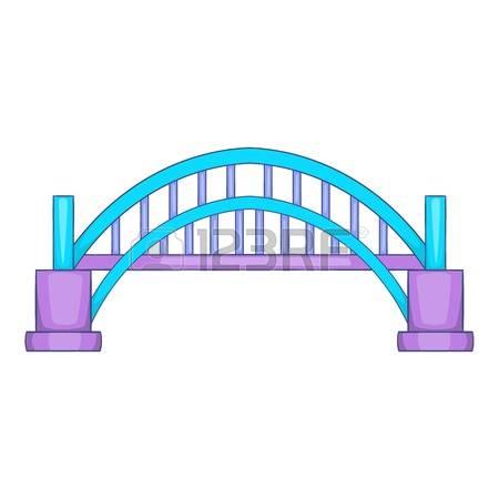 450x450 Bridge Clipart Arch Bridge