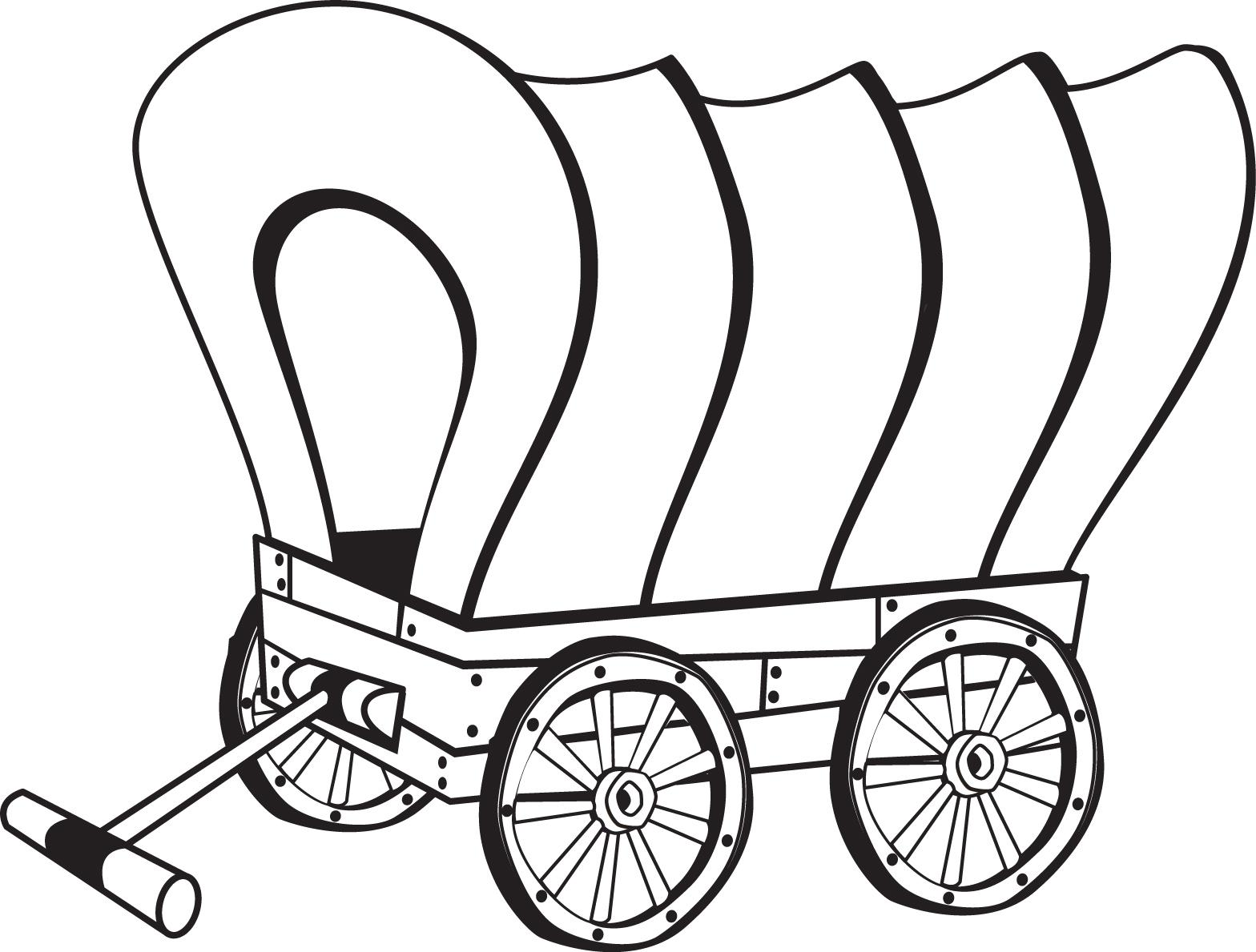 1568x1189 Covered Wagon Cliparts Free Download Clip Art And Coloring Page