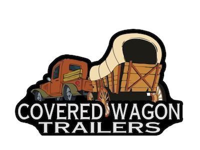 400x300 Covered Wagon Trailers Haul Supply