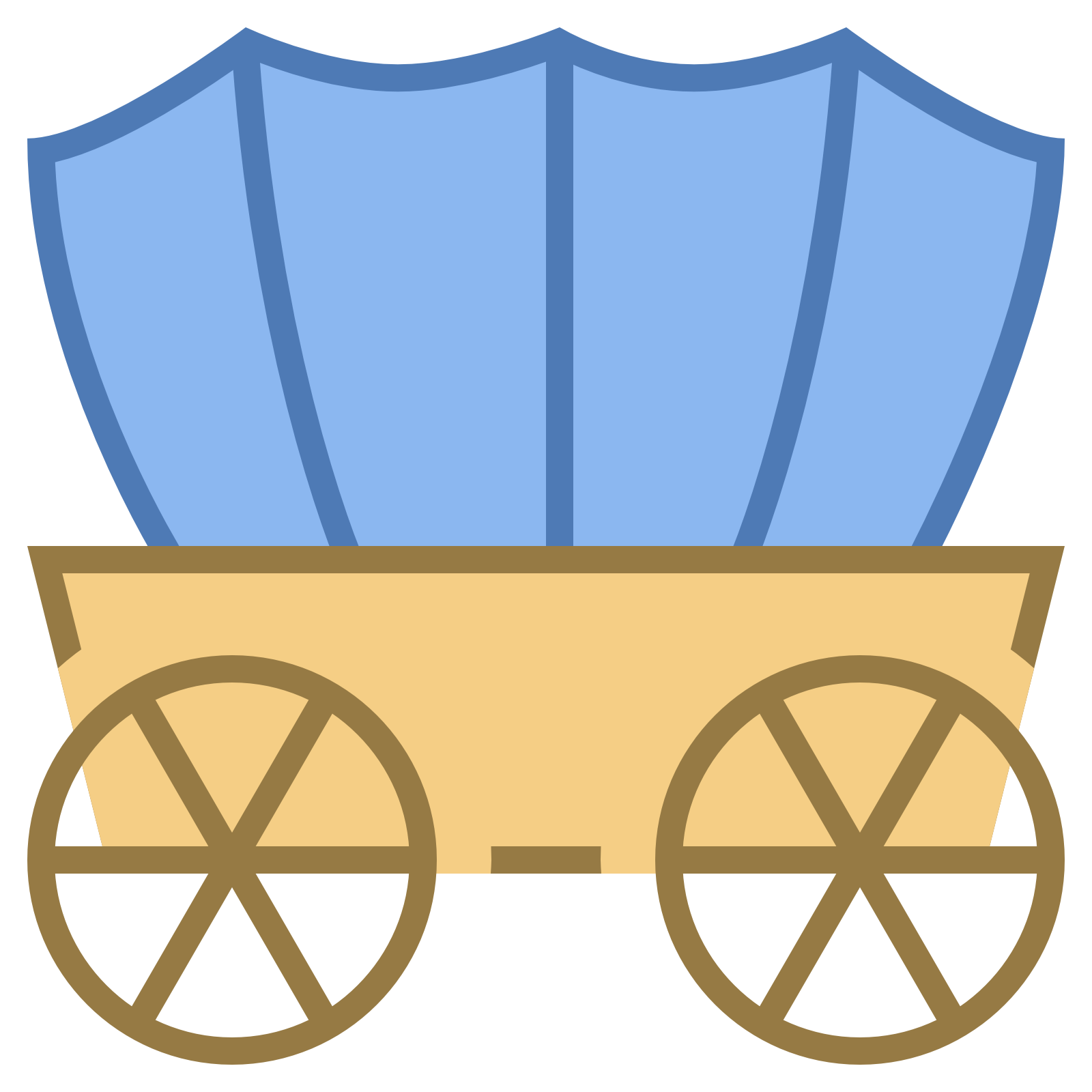 1600x1600 Pioneer Clipart Wagon Wheel