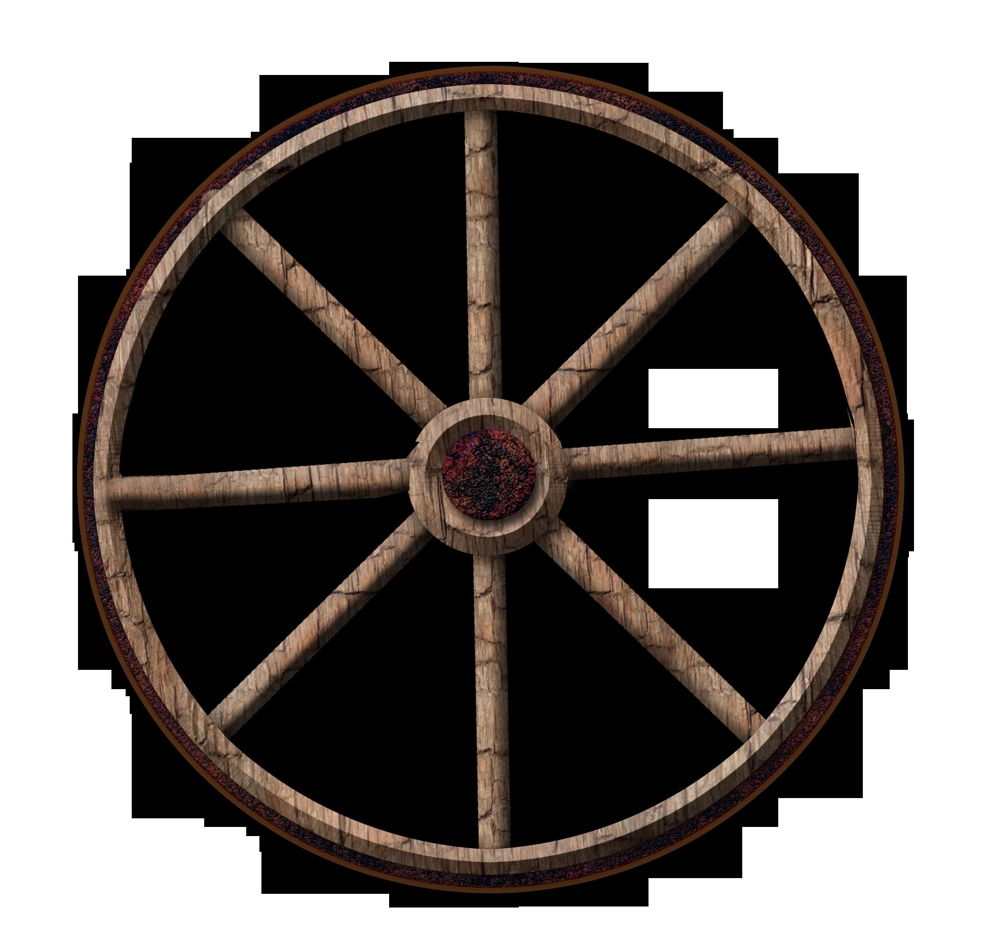 1956x1865 Wheel Clipart Wagon Wheel