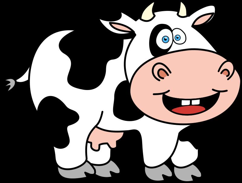 800x604 Cow Clip Art