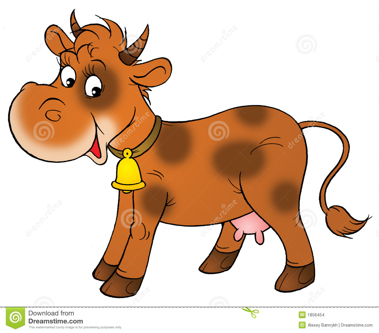 1300x1143 Cow Clipart Brown Cow