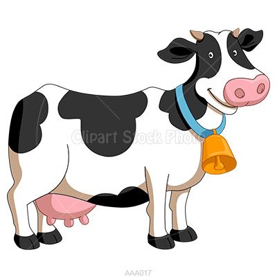400x400 Cattle clipart jersey cow