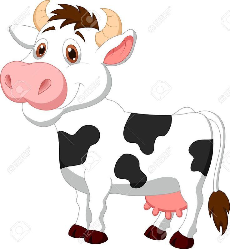 736x796 Cow Clipart Little