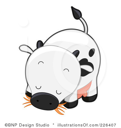 400x420 Ox Clipart Baby