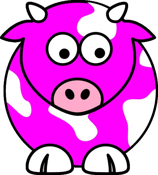 534x594 Blue Cow Clipart, Explore Pictures