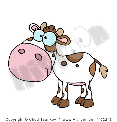450x470 Cattle Clipart Baby Cow