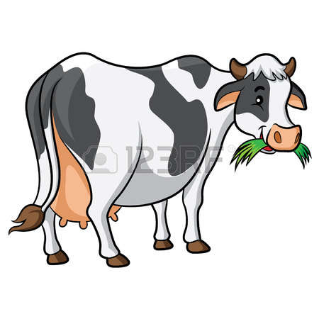 450x450 Cattle Clipart Holstein Cow