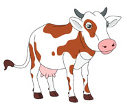 195x154 Search Results For Cow Clipart
