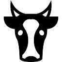 128x128 Cow Face Vectors, Photos And Psd Files Free Download
